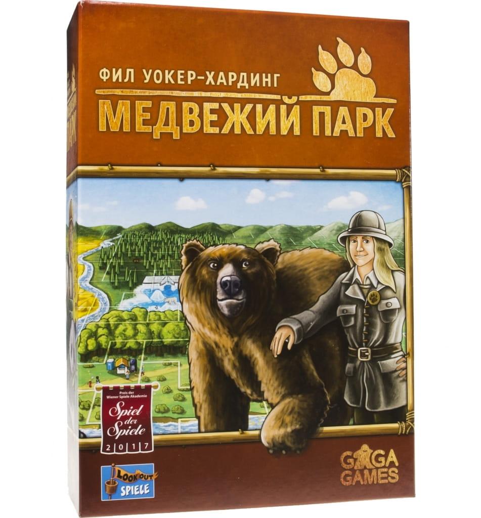 Настольная игра GAGA GAMES Медвежий парк