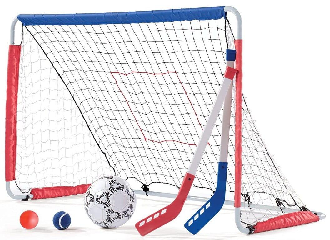 Ворота для футбола и хоккея STEP2