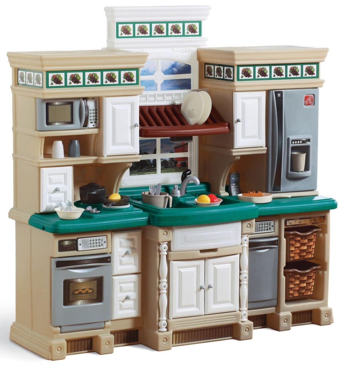 Детская кухня STEP2 Люкс