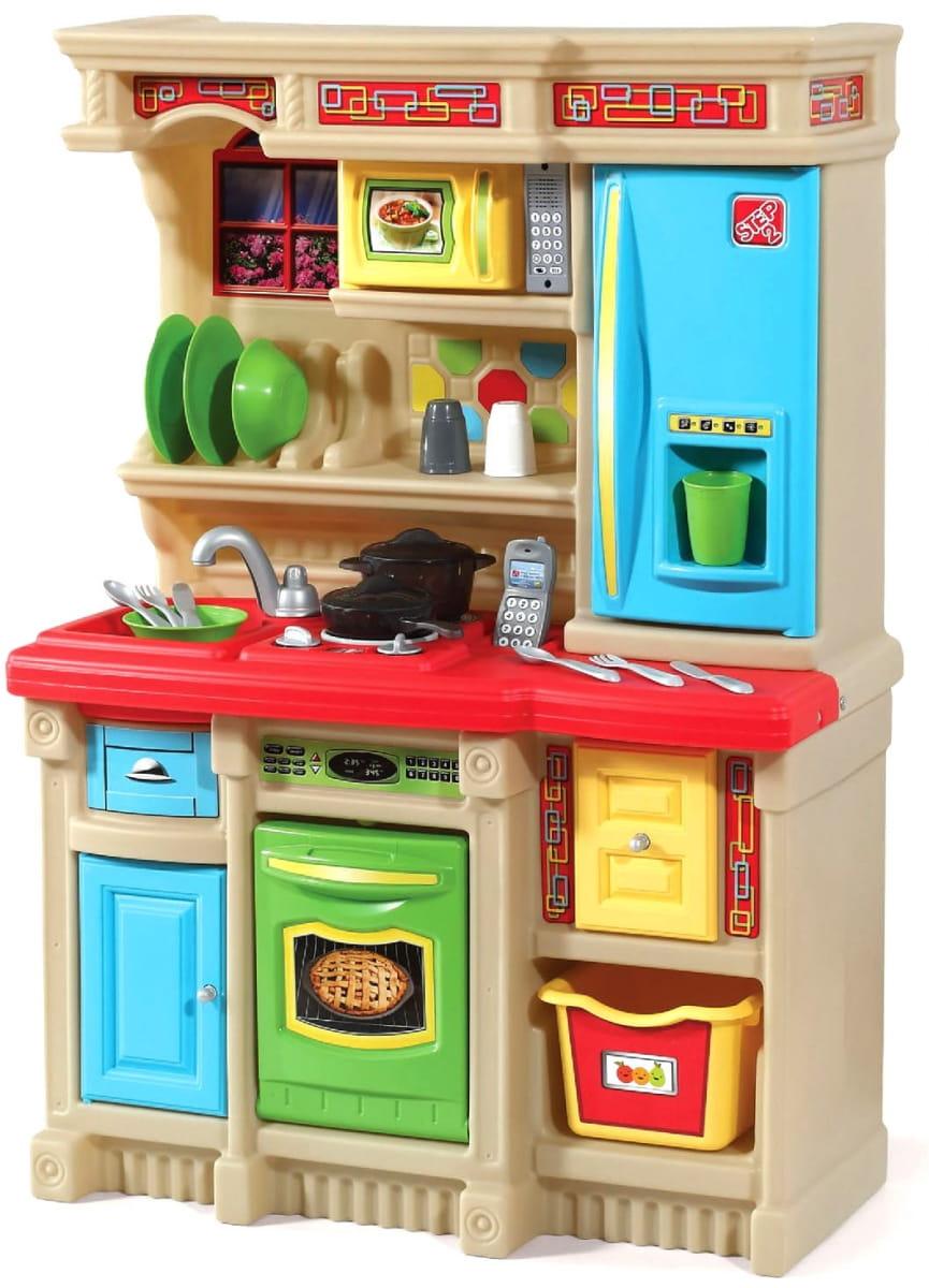Детская кухня STEP2 Радуга
