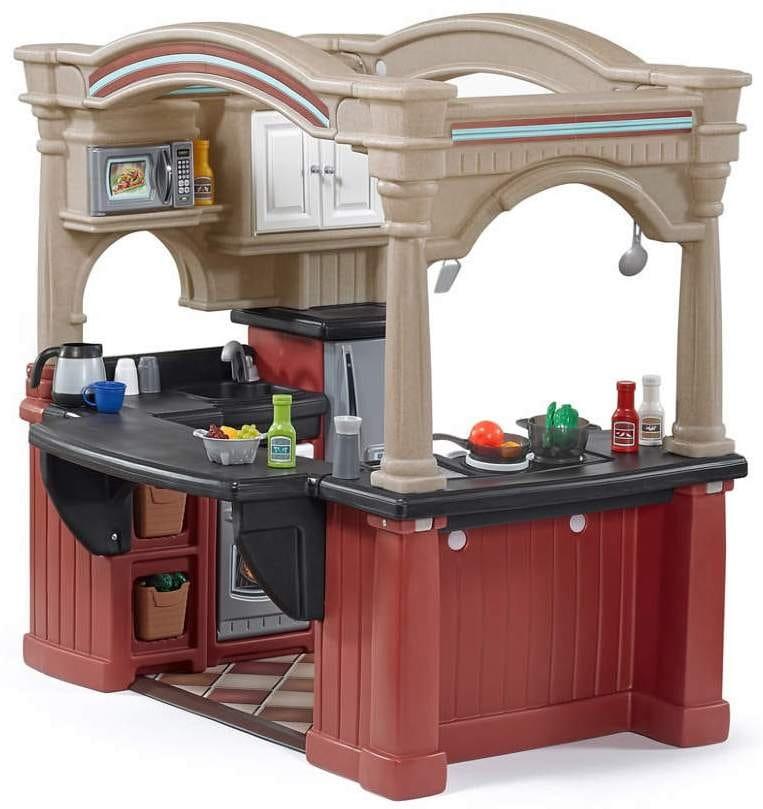 Детская кухня STEP2 Веселые поварята - Детские кухни
