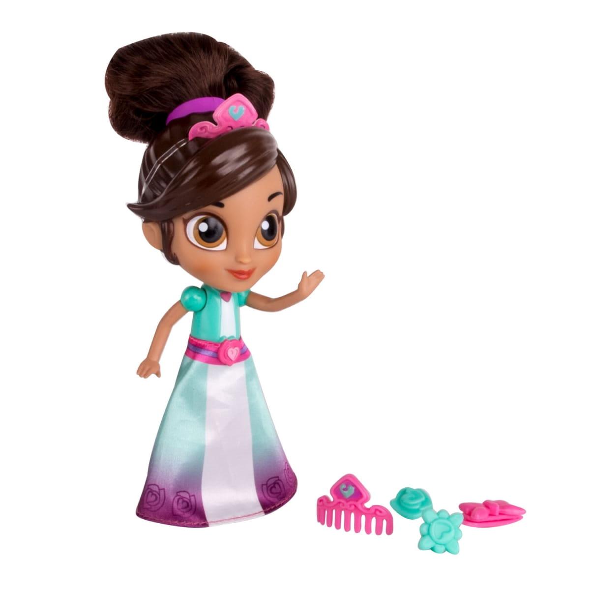 Кукла NELLA Создай модный образ  Принцесса Нелла (с аксессуарами) - Нелла - отважная принцесса