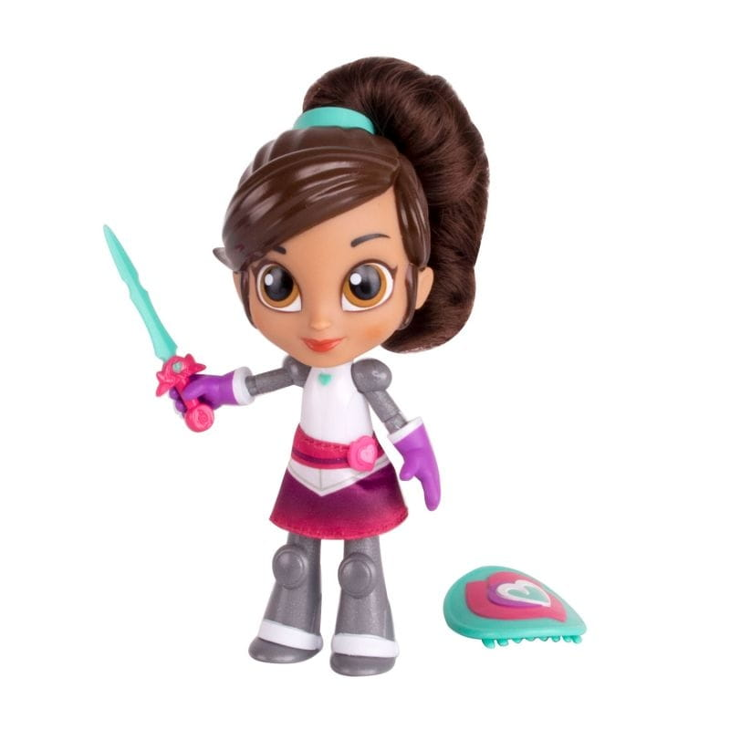 Кукла NELLA Создай модный образ  Рыцарь Нелла (с аксессуарами) - Нелла - отважная принцесса