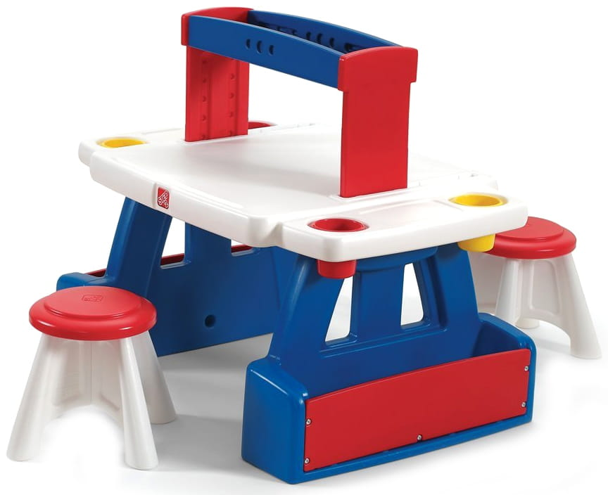 Парта STEP2 Дуэт - Детская мебель