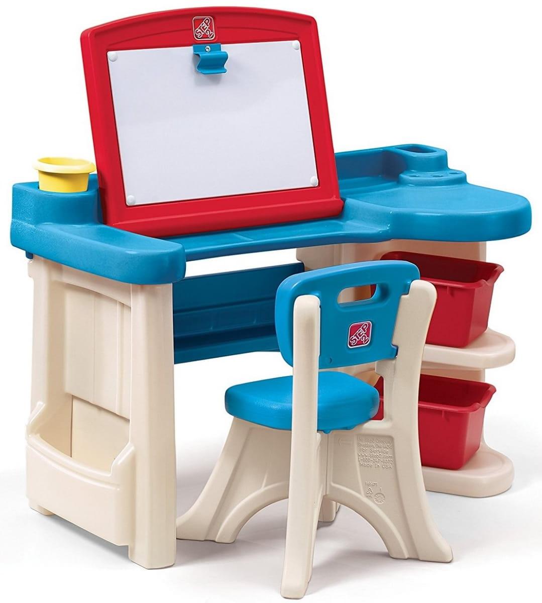 Парта STEP2 Арт-Студия - Детская мебель