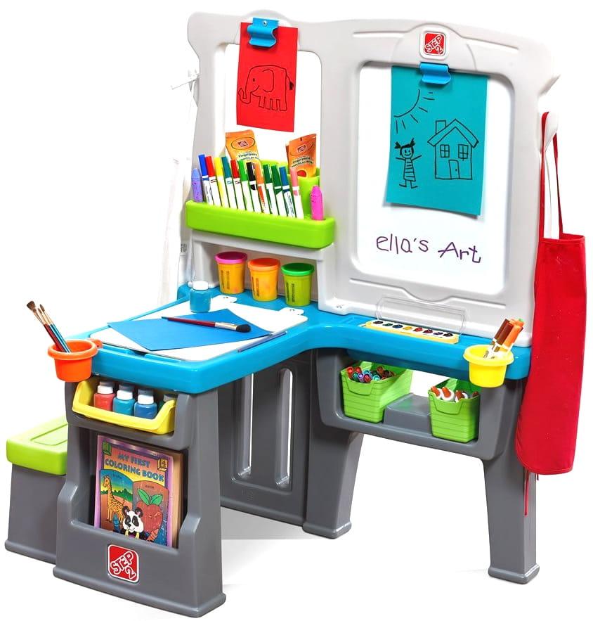 Парта STEP2 Маленький художник - Детская мебель