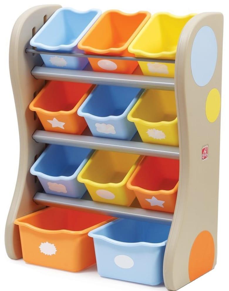 Центр для хранения игрушек STEP2