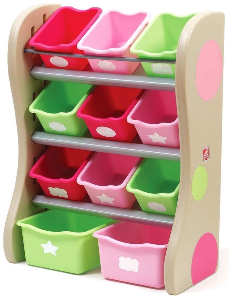 Центр хранения игрушек STEP2 - розовый