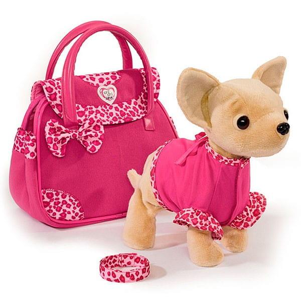 Купить Плюшевая собачка Chi Chi Love Звезда 20 см (Simba) в интернет магазине игрушек и детских товаров