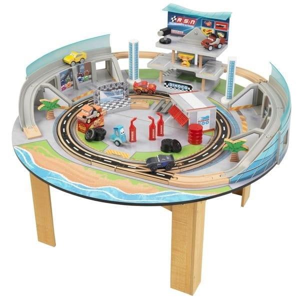 Игровой набор для мальчиков KIDKRAFT Ипподром Флорида Тачки 3