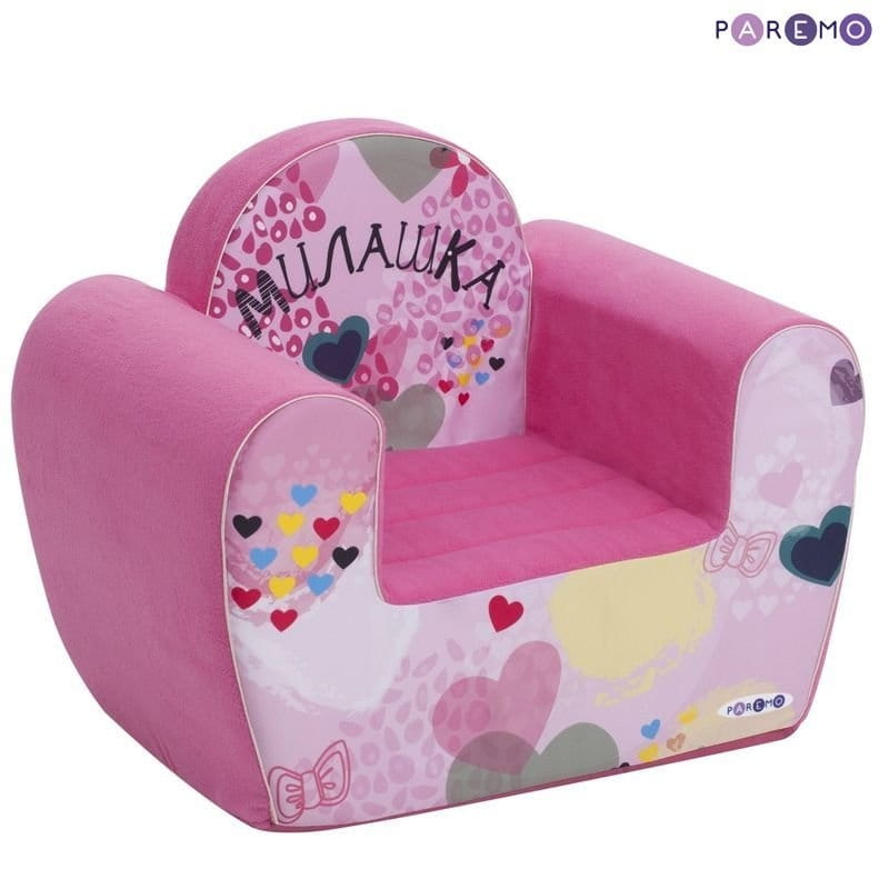 Детское кресло PAREMO Инста-малыш - Милашка