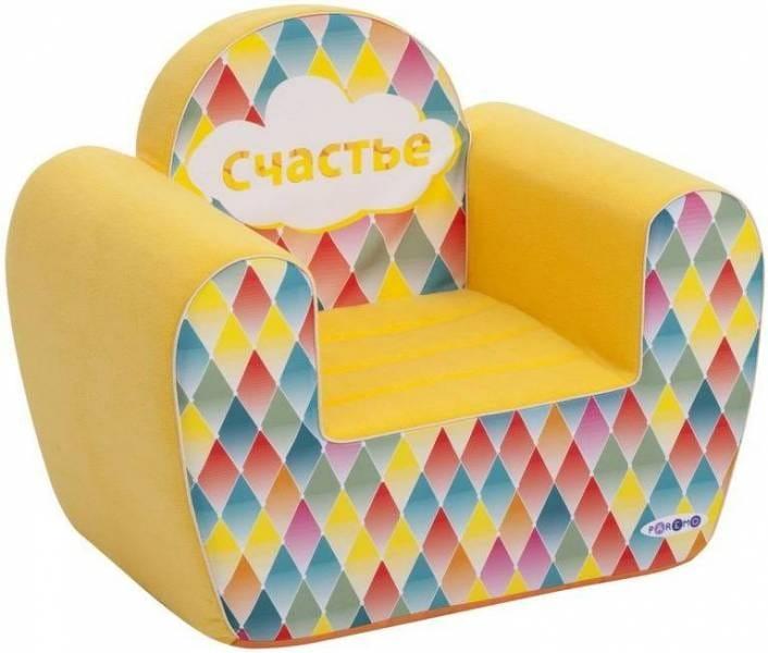 Детское кресло PAREMO Инста-малыш - Счастье