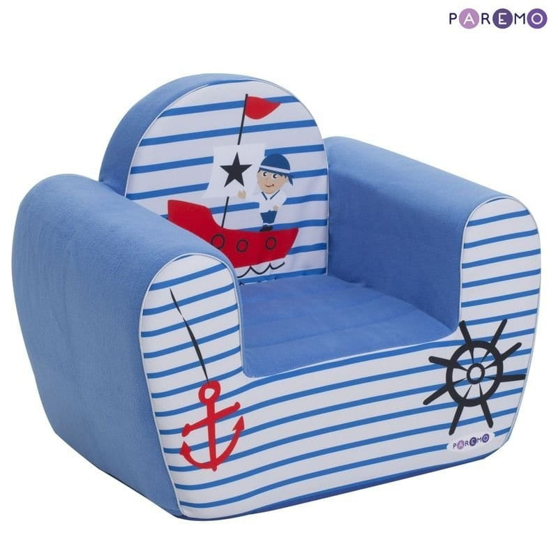Детское кресло PAREMO Экшен - Мореплаватель