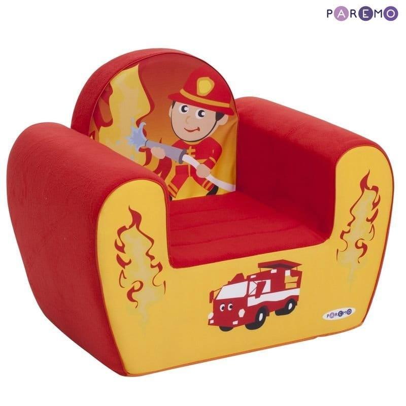 Детское кресло PAREMO Экшен - Пожарный