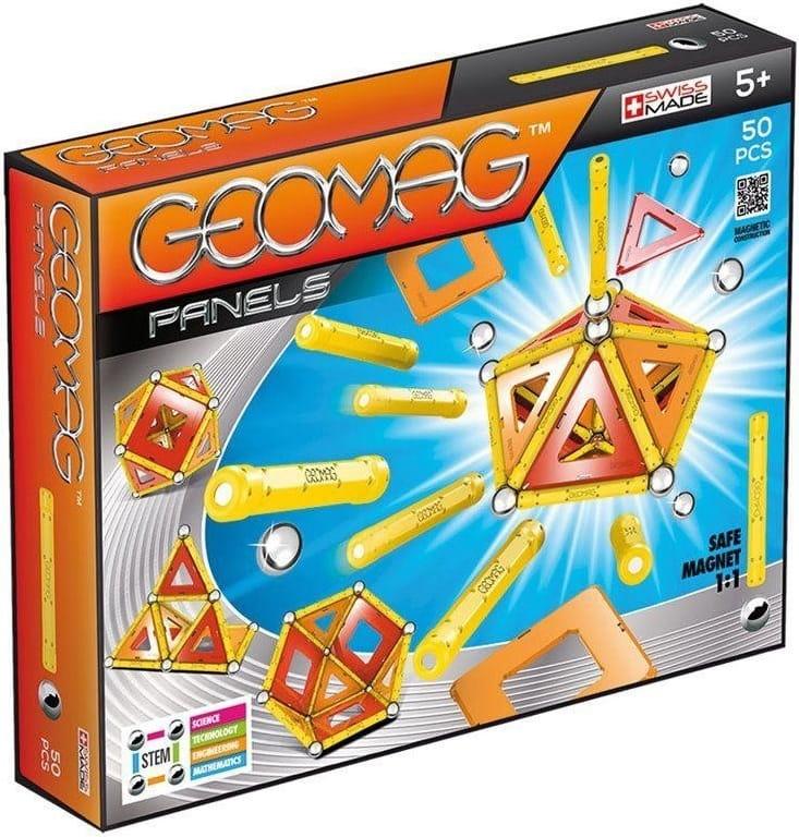 Магнитный конструктор GEOMAG Panels - 50 деталей