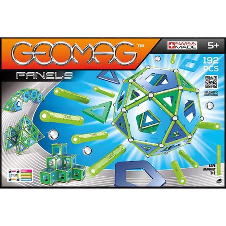 Магнитный конструктор GEOMAG Panels - 192 детали