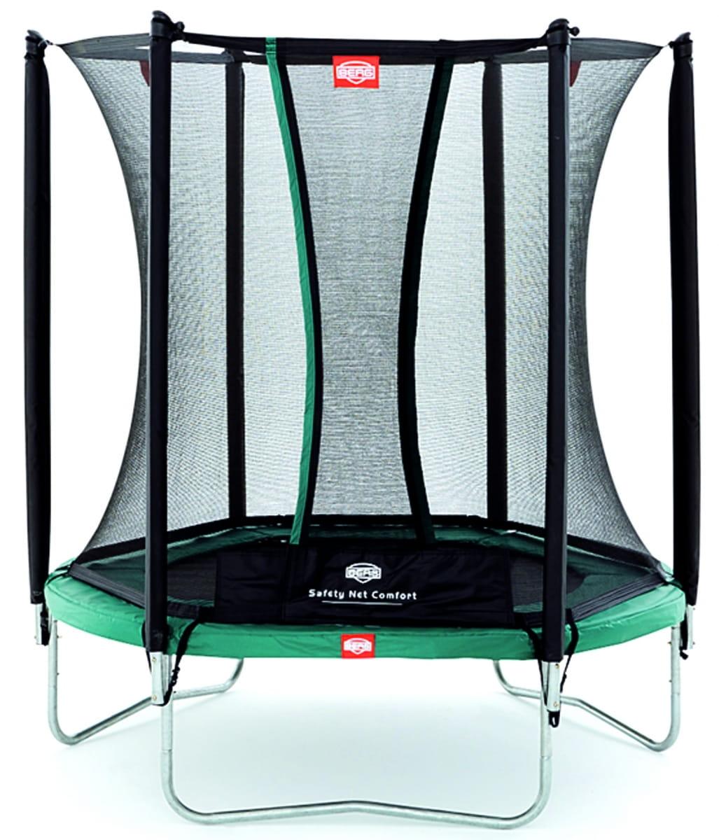 Батут BERG Talent с защитной сеткой Safety Net Comfort - 180 см