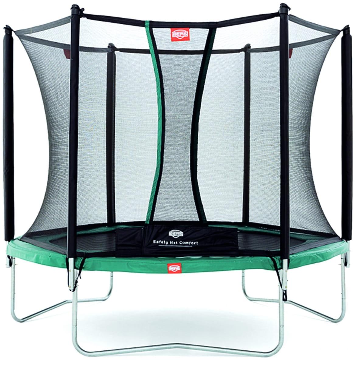 Батут BERG Talent с защитной сеткой Safety Net Comfort - 240 см