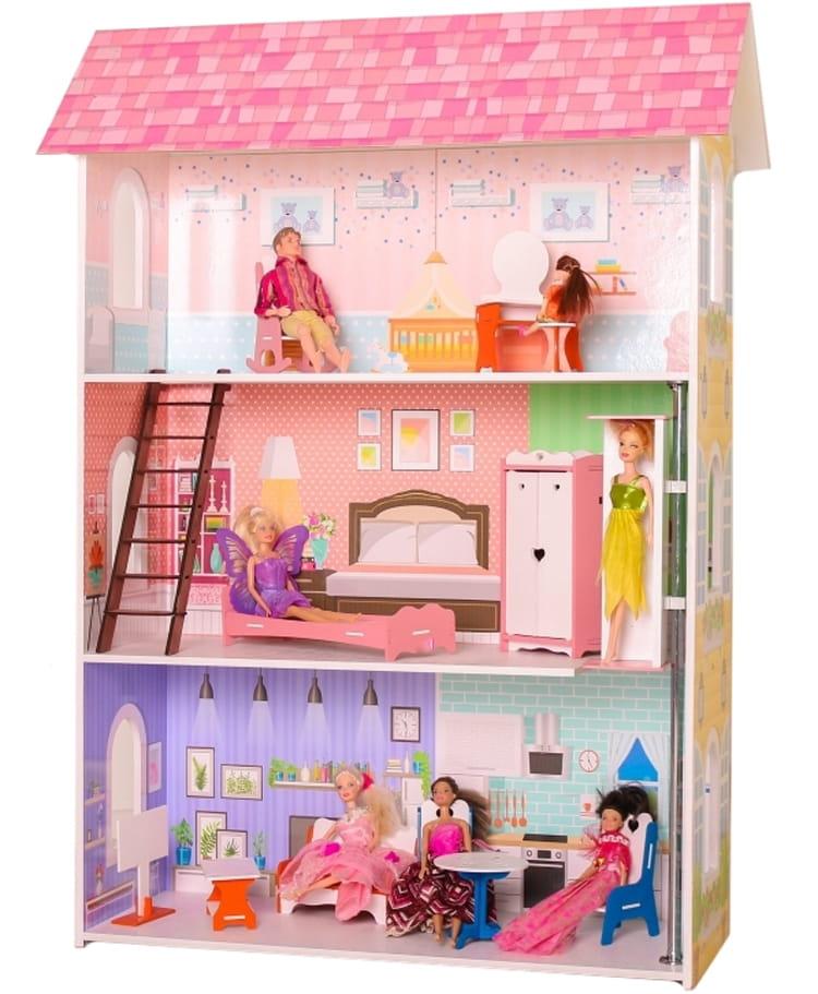 Кукольный домик SUNNYTOY Усадьба