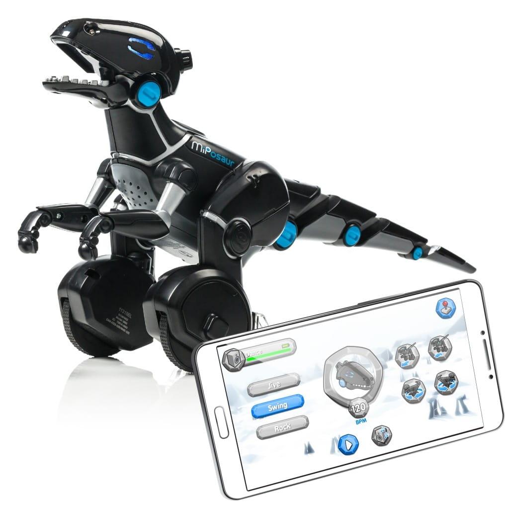 Интерактивный робот WOWWEE Мипозавр