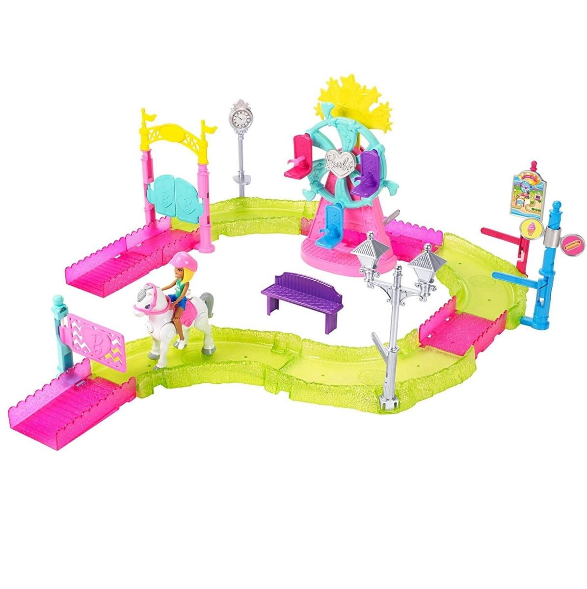 Игровой набор BARBIE Парк аттракционов (Mattel)