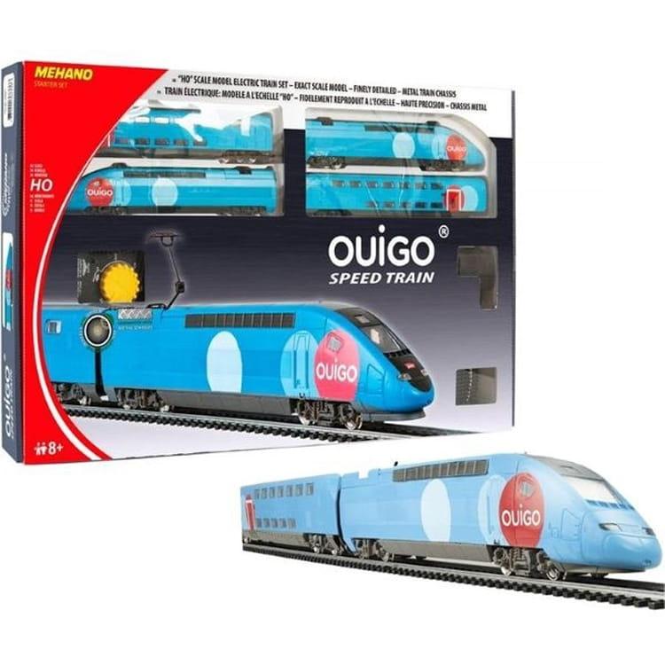 Железная дорога MEHANO Стартовый набор TGV Ouigo - Железные дороги