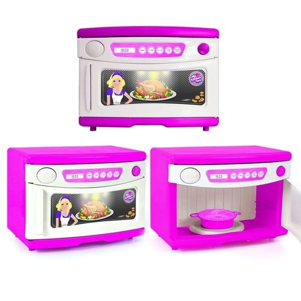 Микроволновая печь DOLU с аксессуарами - Все для юной хозяйки
