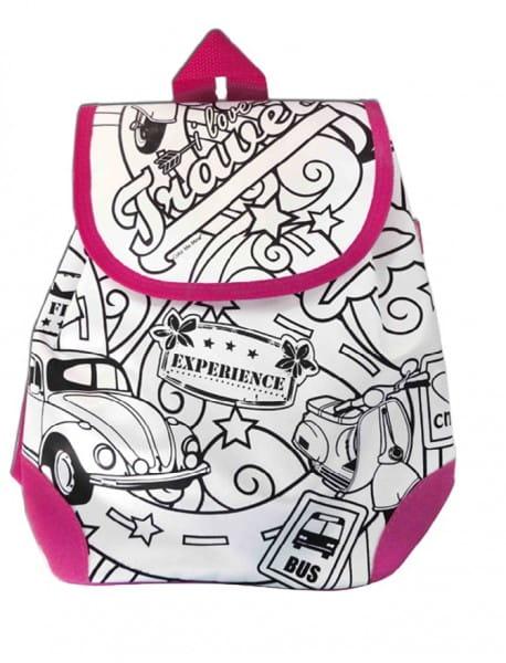 Купить Рюкзак Сolor me mine Летний стиль (Simba) в интернет магазине игрушек и детских товаров