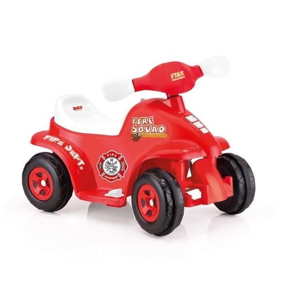 Квадроцикл на аккумуляторе DOLU 6V - красный
