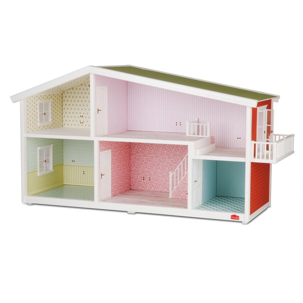 Классический кукольный домик LUNDBY