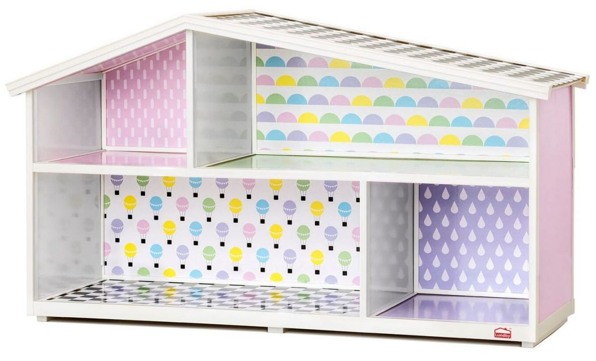Креативный кукольный домик LUNDBY