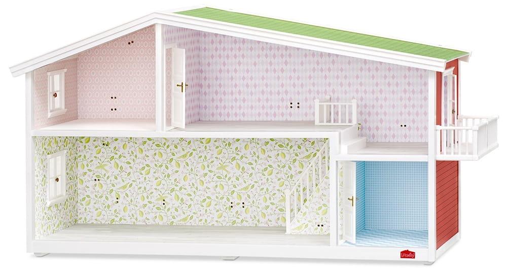 Кукольный домик LUNDBY Премиум