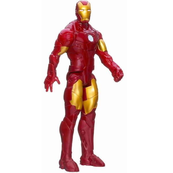 Купить Фигурка Железного Человека Iron Man Титаны (Hasbro) в интернет магазине игрушек и детских товаров