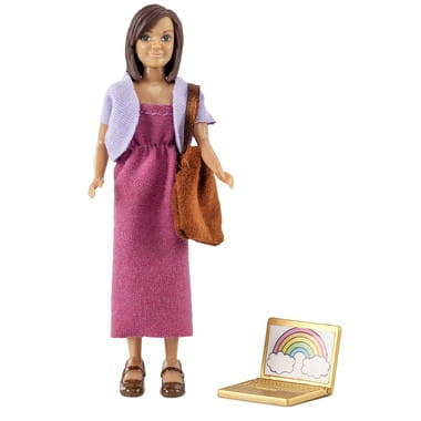 Кукла для домика LUNDBY Мама (с аксессуарами)