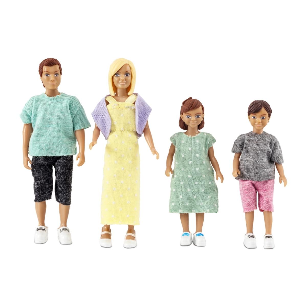 Набор кукол для домика LUNDBY Классическая семья