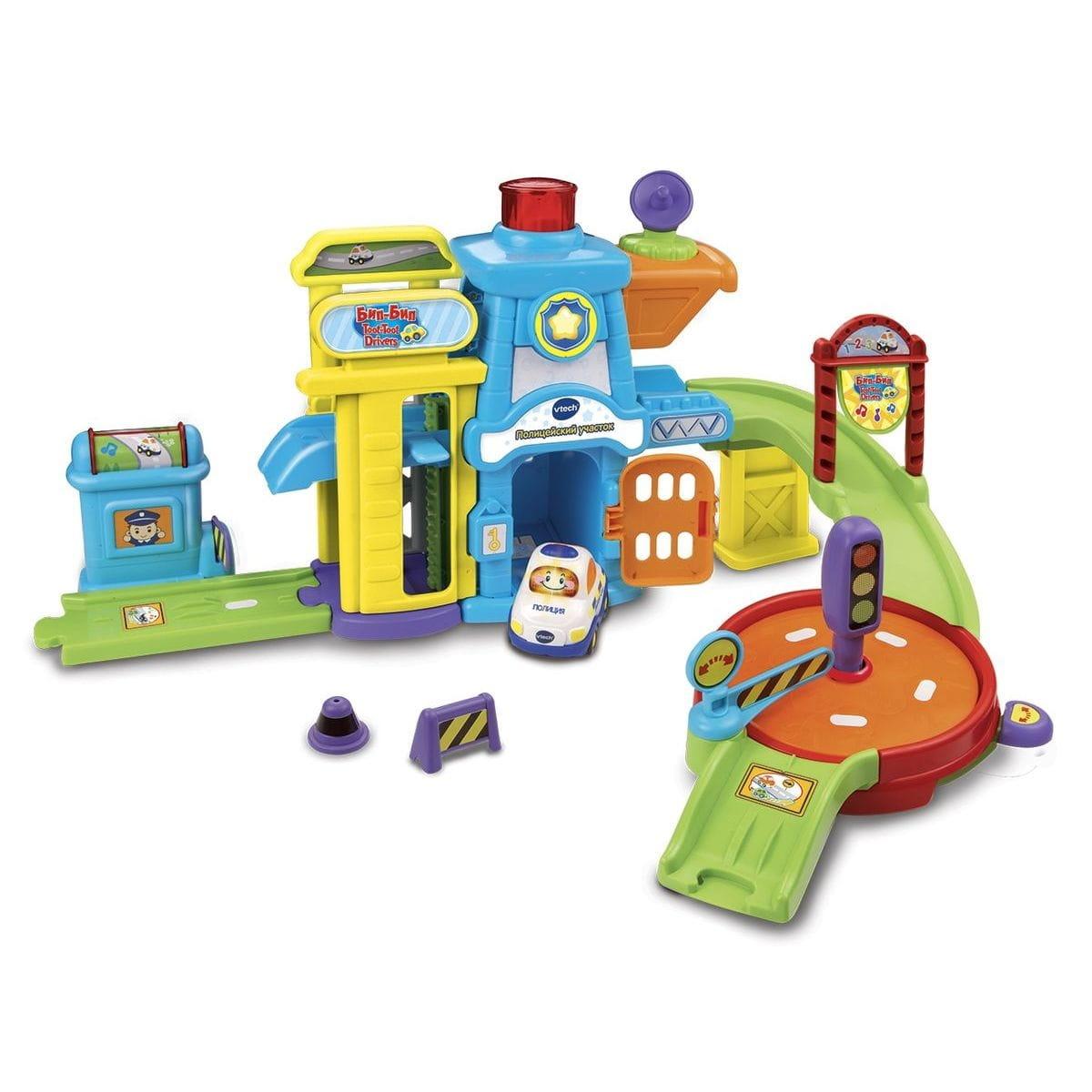 Игровой набор VTECH Полицейский участок - Игровые наборы для мальчиков