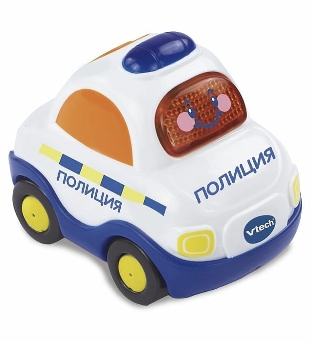 Игровой набор VTECH Полицейская машина - Спецтехника