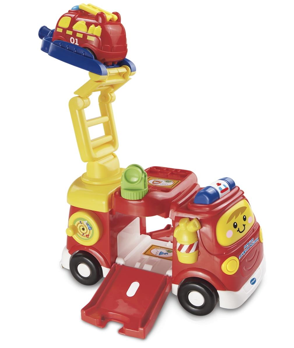 Игровой набор VTECH Большая пожарная машина