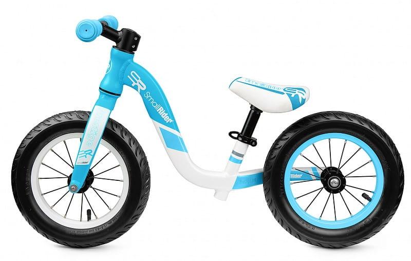 Детский беговел SMALL RIDER Prestige Pro  синий - Беговелы