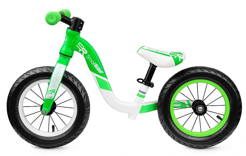 Детский беговел SMALL RIDER Prestige Pro  зеленый - Беговелы