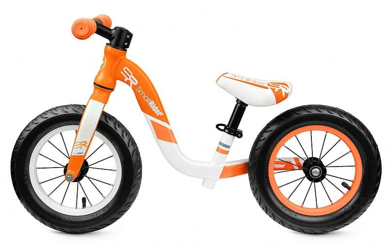 Детский беговел SMALL RIDER Prestige Pro  оранжевый - Беговелы