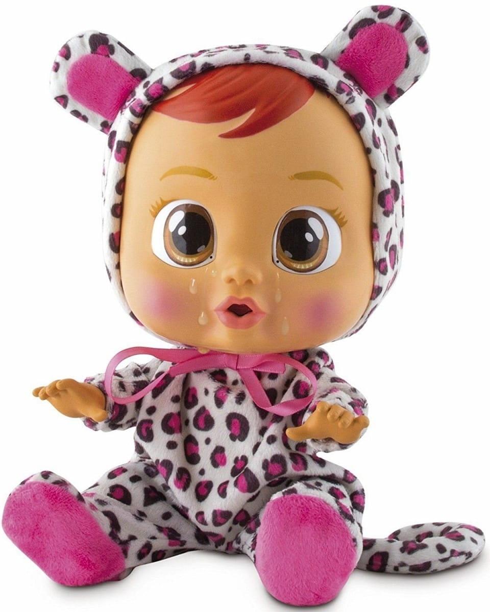 Плачущий младенец CRYBABIES Лея - Куклы и пупсы