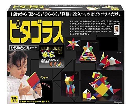 Магнитный конструктор PEOPLE Pythagoras Премиум - Магнитные конструкторы