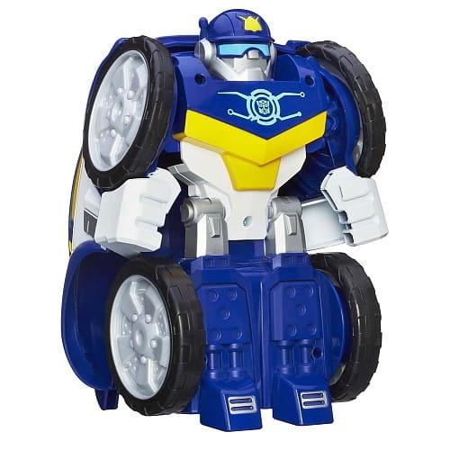 Купить Трансформер-автомобиль Heatwave The Fire-Bot (Hasbro) в интернет магазине игрушек и детских товаров