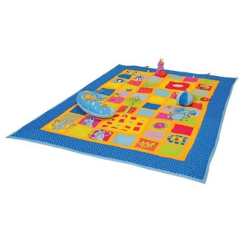Купить Развивающий коврик Taf Toys 3 в 1 в интернет магазине игрушек и детских товаров