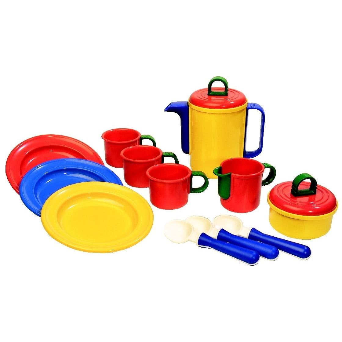 Набор посуды SPIELSTABIL Чайная церемония - Все для юной хозяйки