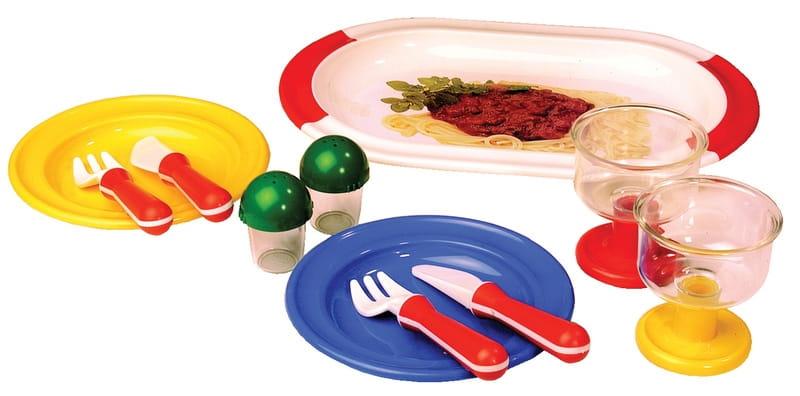 Набор посуды SPIELSTABIL Сытный обед - Все для юной хозяйки