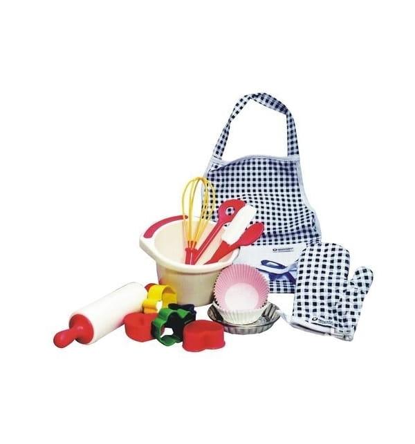 Набор для сюжетно-ролевой игры SPIELSTABIL Кулинар Little Gourmet - Все для юной хозяйки