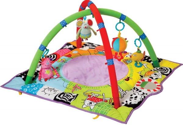 Купить Развивающий коврик Taf Toys с дугами 2 в интернет магазине игрушек и детских товаров