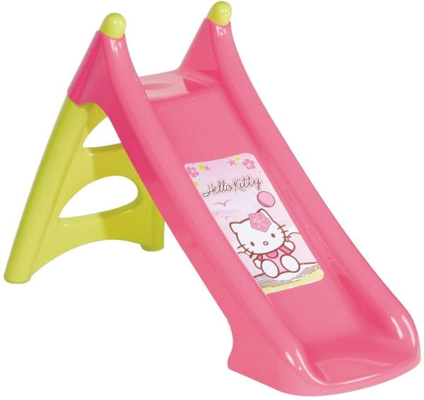 Купить Горка Smoby XS Hello Kitty в интернет магазине игрушек и детских товаров
